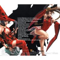 Guilty Gear Isuka OST Back. Click here to view bigger image