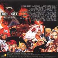 Guilty Gear X Heavy Rock Tracks ~the OST of Dreamcast Back. Click here to view bigger image