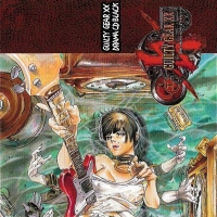 Guilty Gear XX Drama CD Side Black Cover. $s_click_here